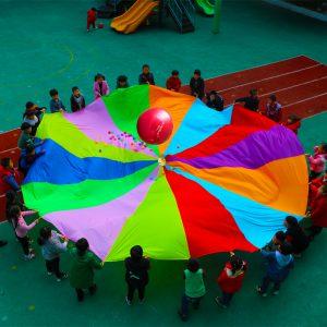چتر رنگین کمان کودک