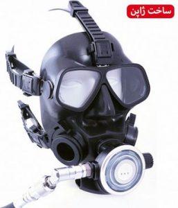 بایو ماسک تمام صورت غواصی Diving Bio Full Face Mask