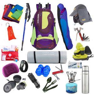 پکیج کمپینگ و کوهنوردی 3