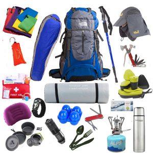 پکیج کمپینگ و کوهنوردی 2