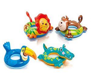 حلقه شنا بادی کودک طرح حیوانات