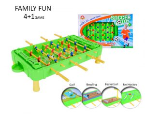 پکیج 5 بازی ورزشی کودکان sport world